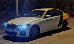 BMW 320d в Яндекс.Драйв