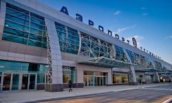 Каршеринг в аэропорту Новосибирска (Толмачево)