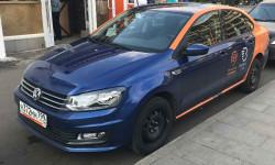 Volkswagen Polo в BelkaCar