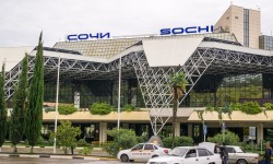 Каршеринг в аэропорту Сочи