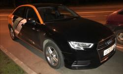 Audi A3 в Делимобиль
