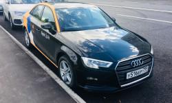 Audi A3 в Яндекс.Драйв