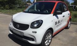 Smart Forfour в Bi-Bi Car