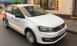 Volkswagen Polo в Яндекс.Драйв