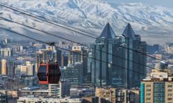 Каршеринг в Алматы