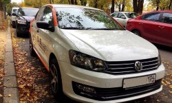 Volkswagen Polo в Bi-Bi Car