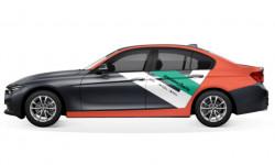 BMW 320i в Делимобиль