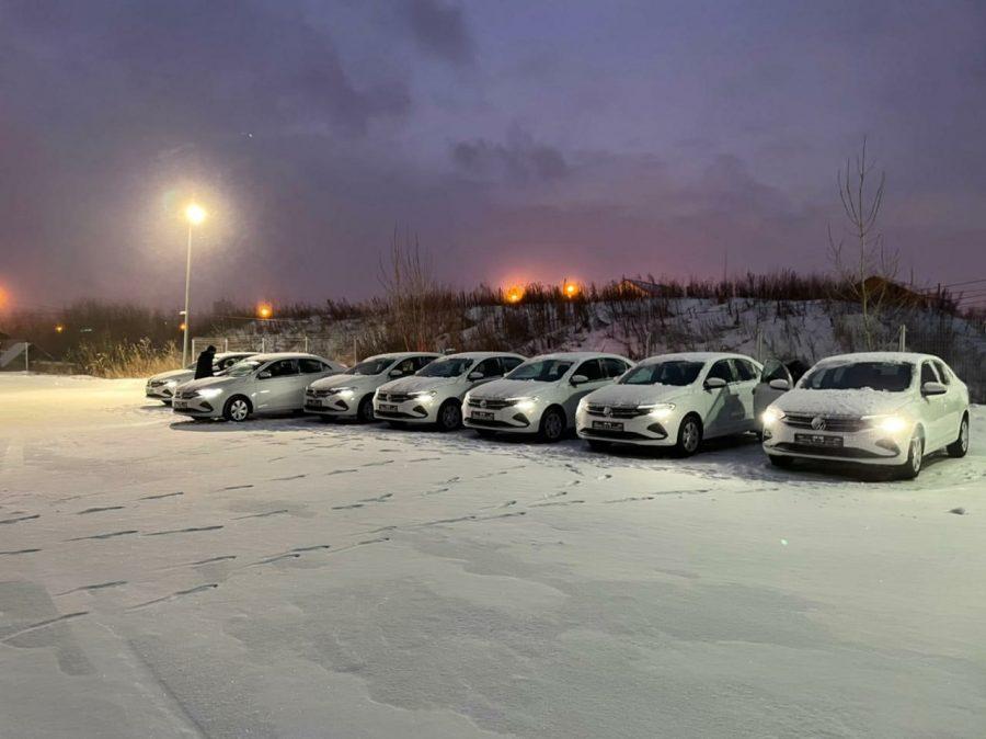 Cars7 в Томске