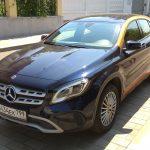 Mercedes-Benz GLA в BelkaCar