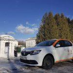 Renault Logan в Карусель