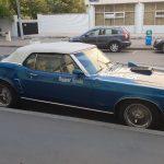Ford Mustang 1969 в Яндекс.Драйв