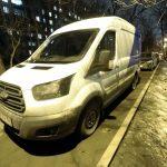 Ford Transit в Яндекс.Драйв