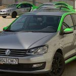 Volkswagen Polo в Hello