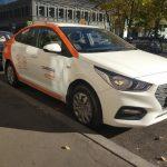 Hyundai Solaris в Carenda