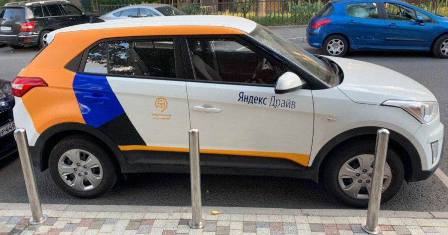 Hyundai Creta в Яндекс.Драйв