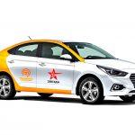 Hyundai Solaris в Zvezda Car