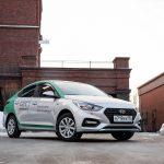 Hyundai Solaris в Cars7