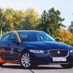 Jaguar XE в Матрешcar