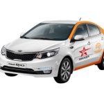 Kia Rio в Zvezda Car