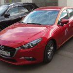 Mazda 3 в Матрешcar