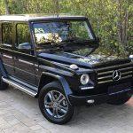 Mercedes-Benz G500 в VORON