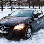 Mercedes-Benz A180 в YouDrive