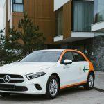 Mercedes-Benz A200 в YouDrive