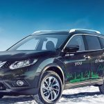 Nissan X-trail в YouDrive