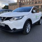 Nissan Qashqai в YouDrive