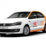 Volkswagen Polo в Zvezda Car